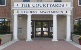 Courtyards Student Apartments